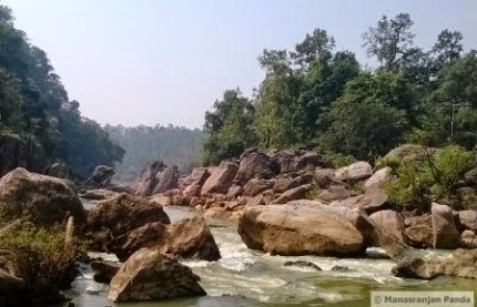 1. Kolab River