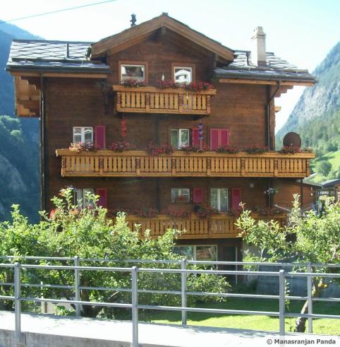Beautiful Swiss Cottage