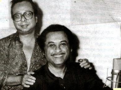Kishore with R D Burman