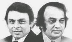 Kishore with Kalyanji-Anandji