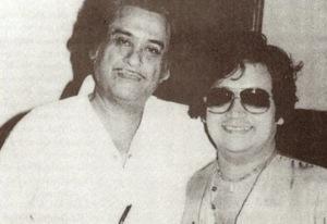 Kishore with Bappida