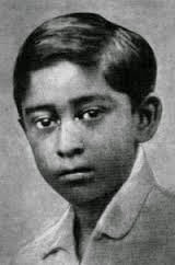 Kishore Kumar as a kid