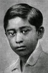 Kishore Kumar as a kid