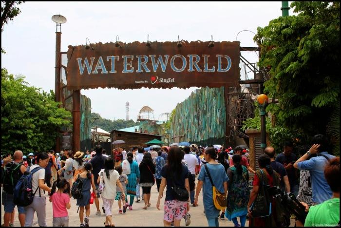 Water World zone