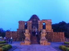 Sun Temple, Konark, India