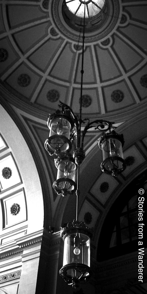 Cee's Black & White Photo Challenge: Lights