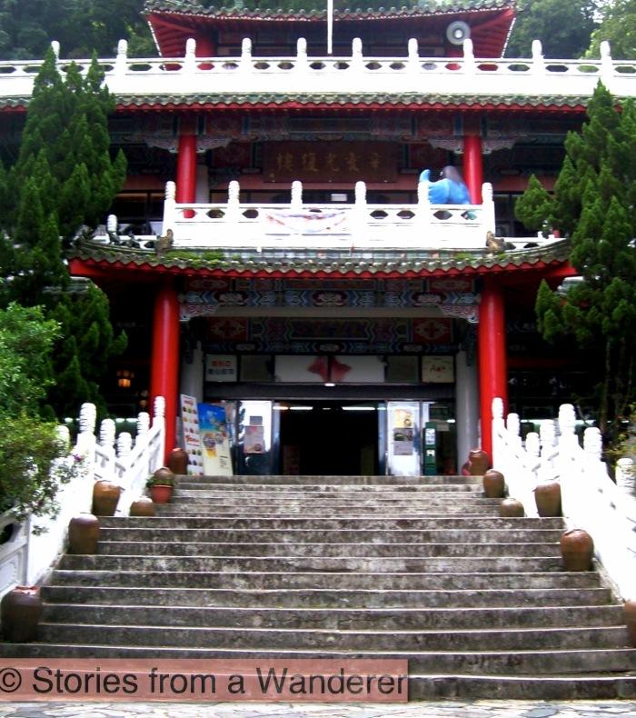 Monastery in Taiwan