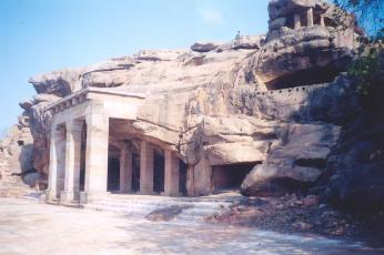 Hatigumpha, Udaygiri, Bhubaneswar(Photo Credit: Wikipedia)