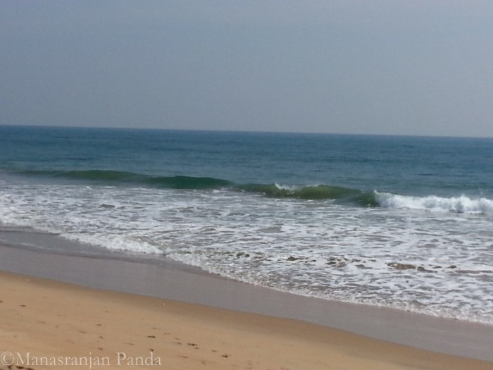 Baliharachandi beach, Odisha